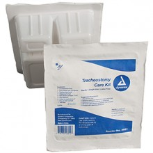 Trach Kit w/Gloves, Sterile