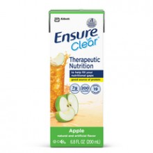 Ensure Clear™ Therapeutic Nutrition, Apple