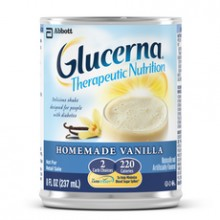 Glucerna Shake, Vanilla